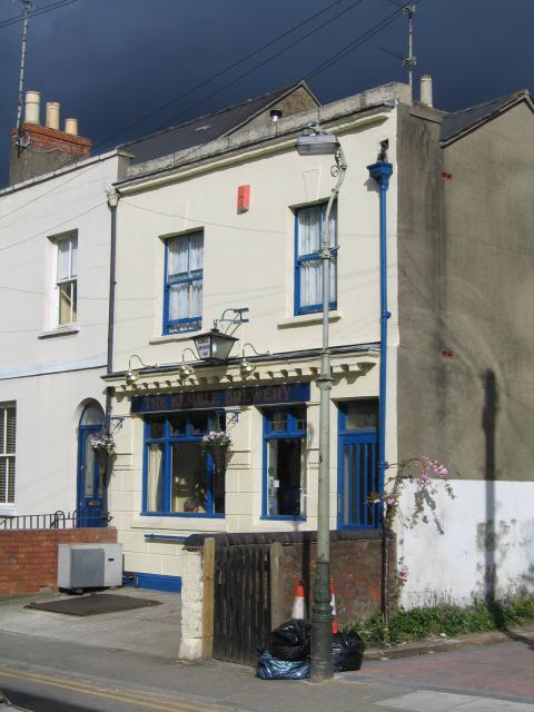 The Kemble Brewery Inn