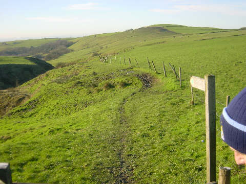 Medlock Valley Way, Strine Dale