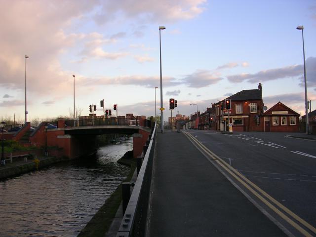 Patricroft Bridge, Eccles