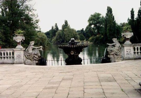 Italianate Garden, Hyde Park