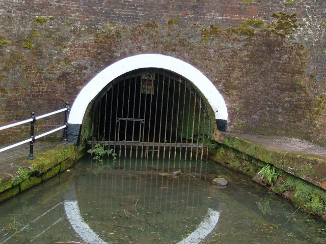 The 1777 Harecastle Tunnel