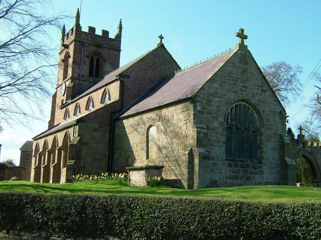 Norton -in- Hales Church
