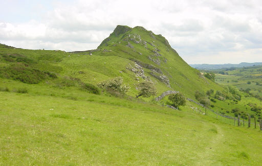Chrome Hill, Peak District