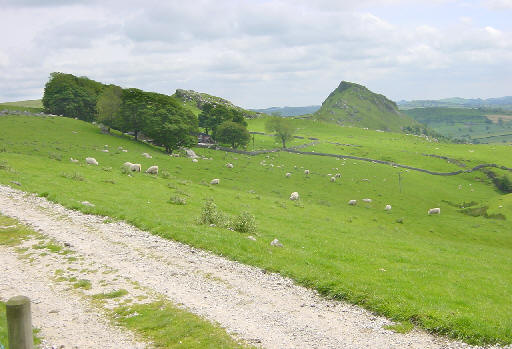 Tor Rock and Chrome Hill, Peak District
