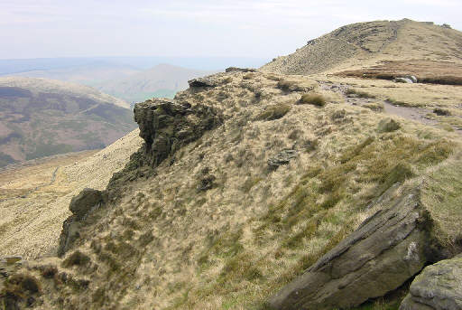 Grindslow Knoll, Peak District