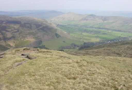 Edale from Grindslow Knoll