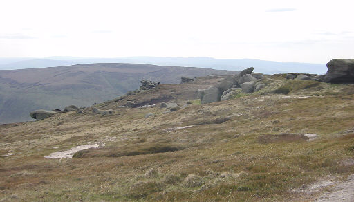 Brown Knoll from Kinder