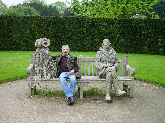 Rufford Country Park Sculpture Garden
