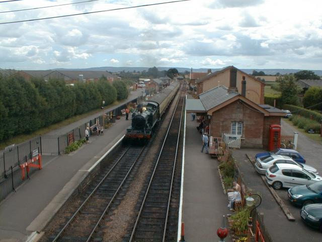 Bishops Lydeard Station, West Somerset Railway
