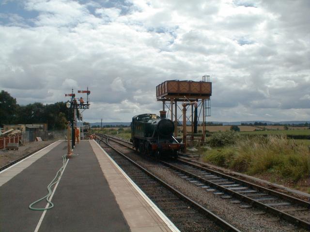 Bishops Lydeard, West Somerset Railway