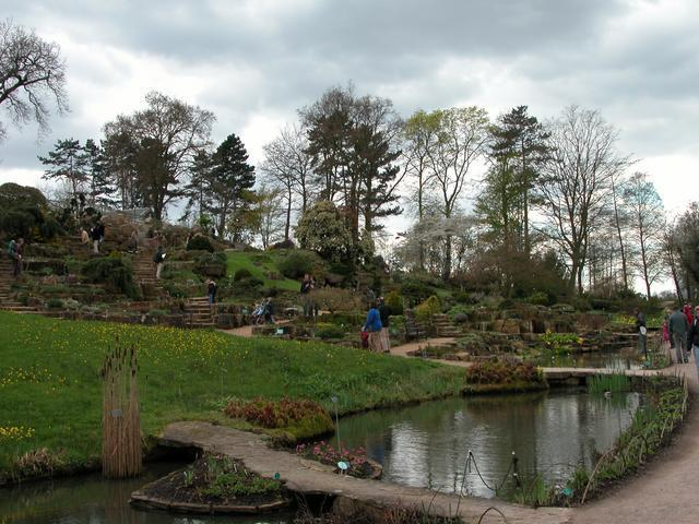 The Rock Garden at RHS Wisley