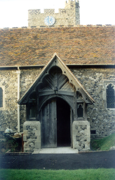 Wouldham Church