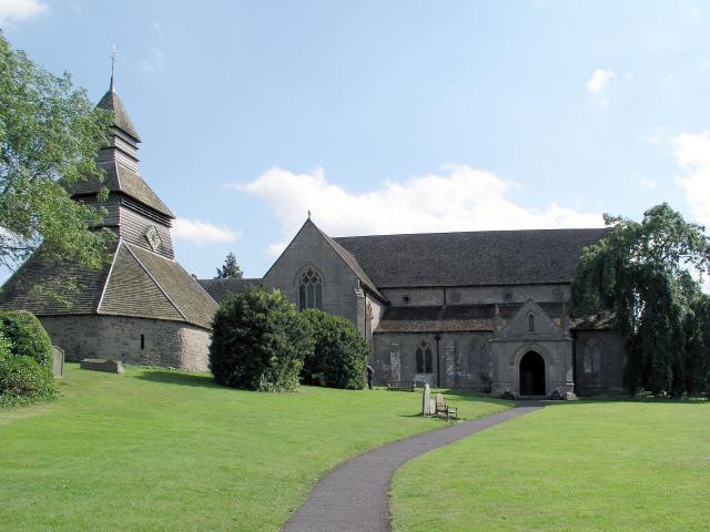 Pembridge Church and Belfry