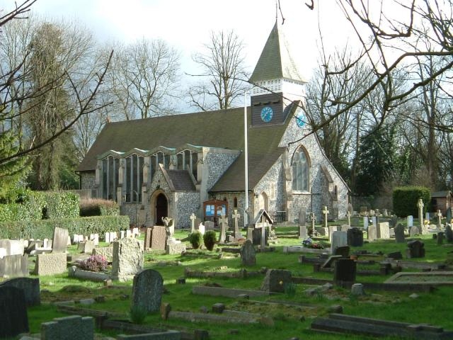 St Peters, Woodmansterne