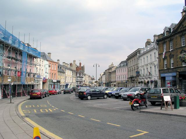 Cirencester marketplace