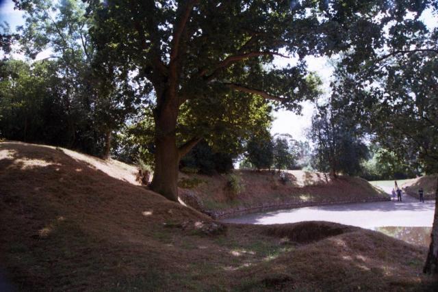 Roman Amphitheatre at Silchester