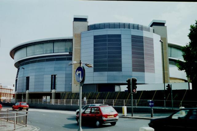 Ice Arena, Nottingham