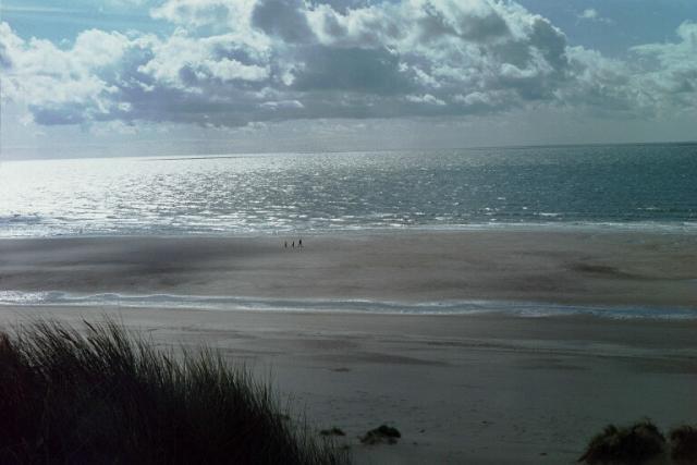Mochras beach