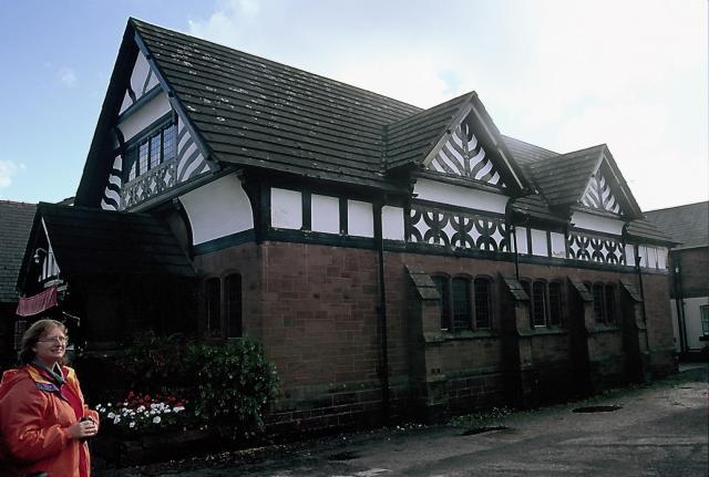 Memorial Hall, Willaston