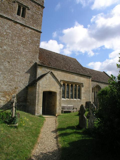 Little Rollright Church