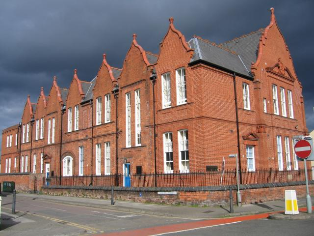 Old All Saints School