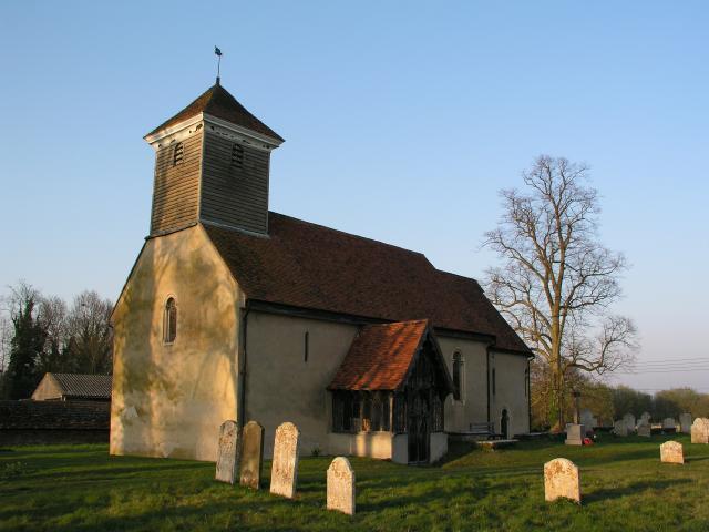 Wissington church