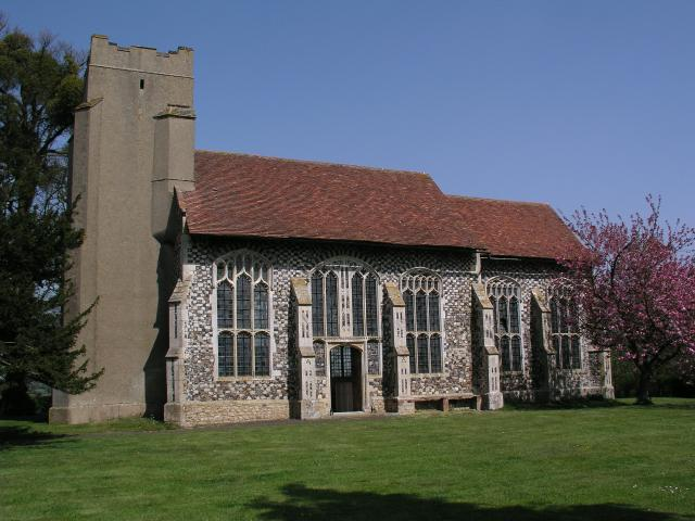Gipping chapel