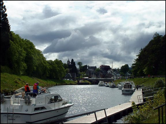From Loch to Lock, Fort Augustus
