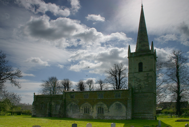 St Edmund, Egleton