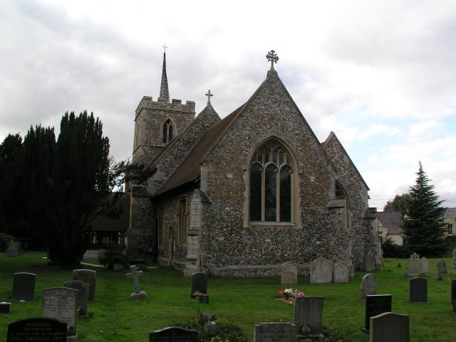 Church of St John the Baptist, Pampisford