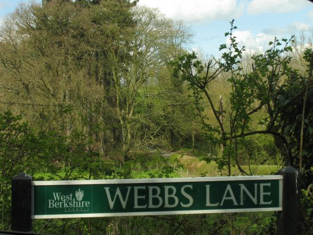 Webs Lane and Admoor Lane