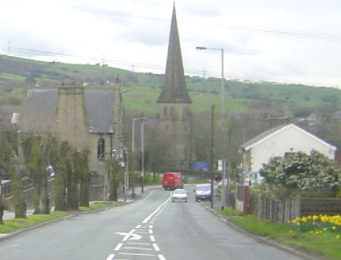 Millbrook Church, Stalybridge
