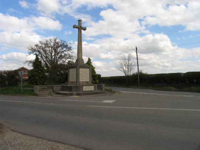 War Memorial Southend Bradfield