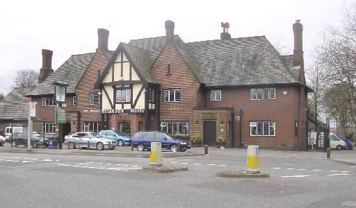 Broadoak Hotel, Ashton under Lyne