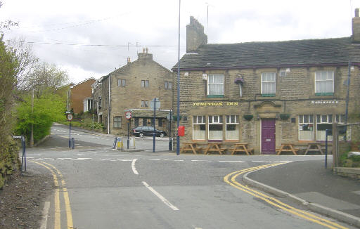 The Junction Inn, Hazelhurst, Ashton under Lyne