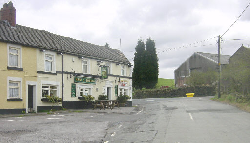 The Hare and Hounds, Luzley, Ashton under Lyne