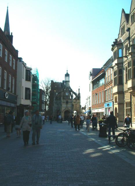 East Street Chichester