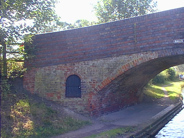 Balls Bridge, Coventry Canal
