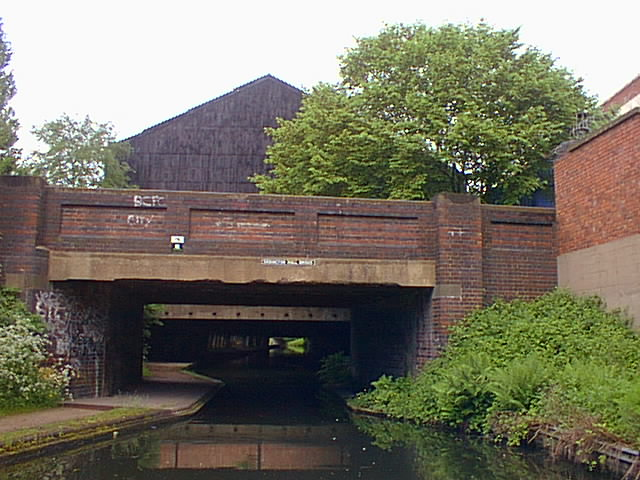 Erdington Hall Bridge