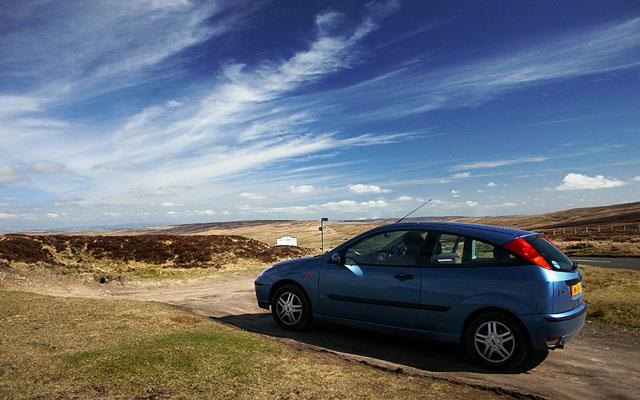 Nenthead: Cumbria/Northumberland border
