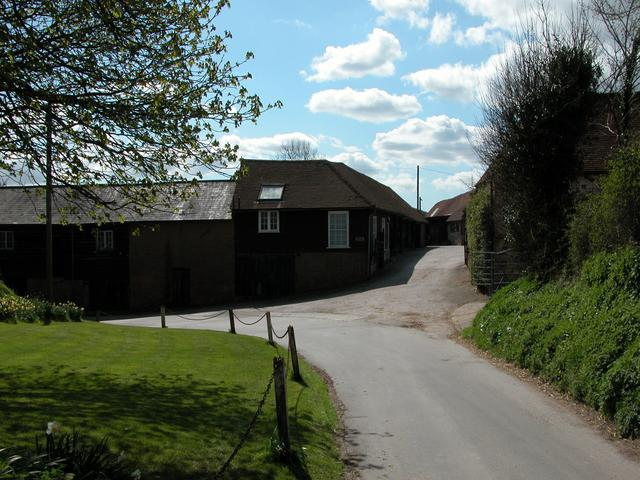 Bolinge Hill Farm, near Buriton