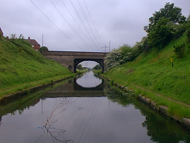 Crankhall Lane Bridge