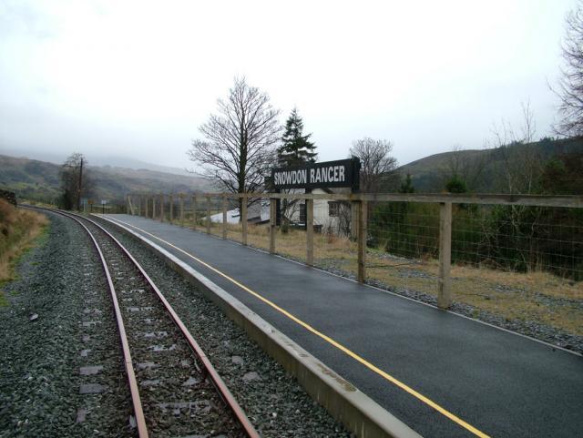 Snowdon Ranger Station