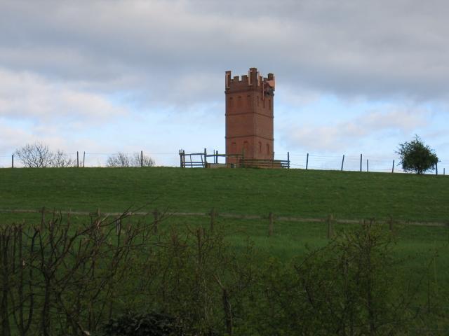 Inkberrow tower