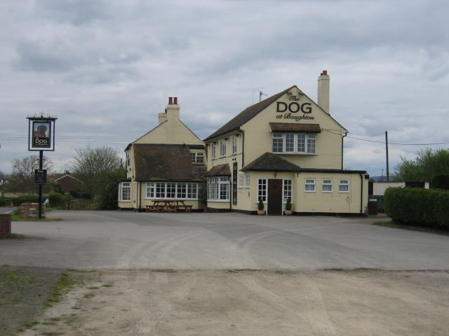The Dog at Baughton
