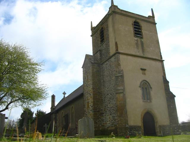 St Mary Magdalene Church, Stowell