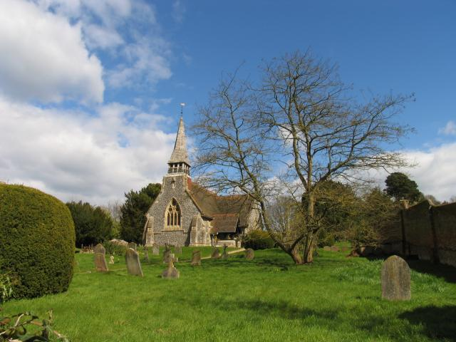 Upper Woolhampton: C of E Church