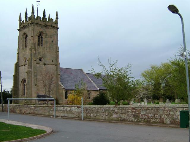 Shawbury Church
