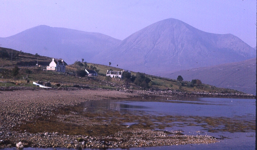 Luib and the Red Cuillin