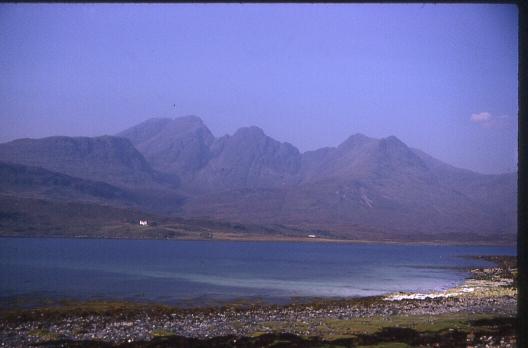 Loch Slapin and Bla Bheinn
